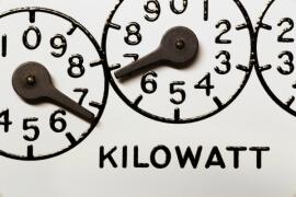Potencia eléctrica - kW
