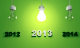Las tarifas eléctricas del 2013