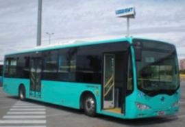 Barcelona incorporará un autobús eléctrico a su flota