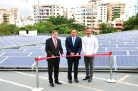 Autoconsumo fotovoltaico en la mayor instalación solar fotovoltaica sobre cubierta del sector hotelero de la República Dominicana con SMA.