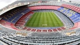 Barcelona le pone calefacción a su estadio