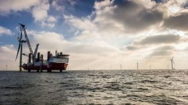 Energia Eolica Marina en Desarrolllo