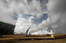Las renovables ya pueden dar suministro a toda Almería