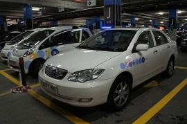 Bilbao ya tiene coches eléctricos para alquilar
