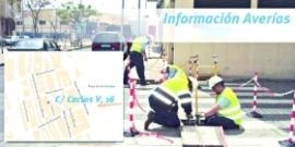 Melilla sufre tres cortes de luz en los últimos siete días