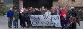 Cien vecinos de Rionansa presentan una demanda de conciliación contra CHC Energía