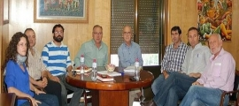 Seis pueblos de las provincias de Granada y Jaén denuncian a Endesa por su mala infraestructura