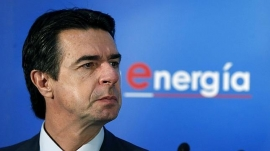 Soria: El sistema de primas a las energías renovables era insostenible
