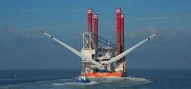 Llegan los molinos de viento marinos de más de 100 metros