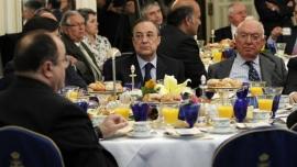 Florentino Pérez consuma su huida de Iberdrola