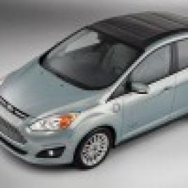 Vehículos eléctricos: Ford emplea energía solar fotovoltaica para el coche eléctrico Ford C-Max Solar Energi