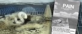 Los fotovoltaicos preparan una campaña internacional contra los recortes del Gobierno  Los fotovoltaicos preparan una campaña internacional contra los