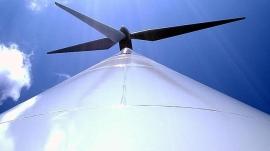 La energía eólica es penalizada en España y premiada por Europa