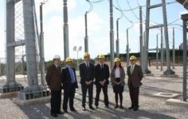 La nueva estación eléctrica de Balsicas repartirá ´energía verde´ al campo de Cartagena