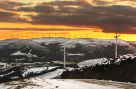 Eólica sufre el mayor recorte de todas las energías renovables