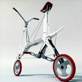 La UE financia una bici eléctrica que cabe en un maletín