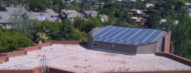 UNEF promoverá el balance neto e impugnará la reforma energética