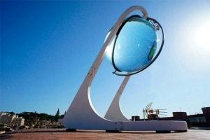 Presentado el Generador de energía de Sol Esférico