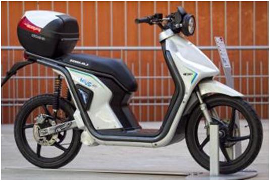 Moto eléctrica: made in Cataluña