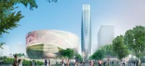 Paris apuesta por la construcción de un rascacielos sostenible