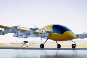 Los taxis voladores 100% eléctricos, una realidad cercana