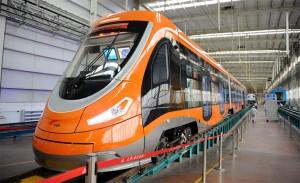 Presentado un tranvía impulsado por hidrógeno en China